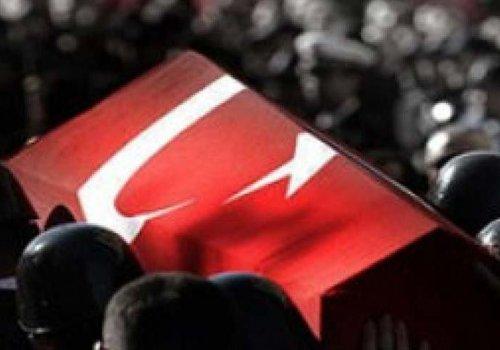 KAHPE PKK YİNE BİR ASKERİMİZİ ŞEHİT ETTİ...