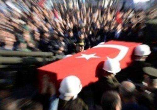 KAHPE PKK'NIN  ROKETLİ SALDIRISI, 1 ŞEHİT 4 YARALI...