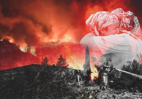 İşte orman yangınlarındaki son durum...
