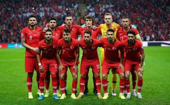 MİLLİ TAKIM ANDORRA'YI 2-0 YENDİ VE GURUPTA İKİNCİ OLDU...