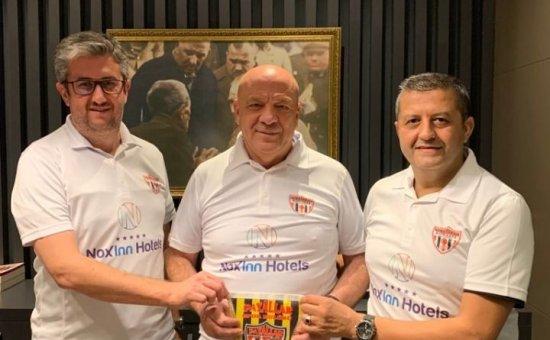 Noxinn'den Alanya futboluna destek...