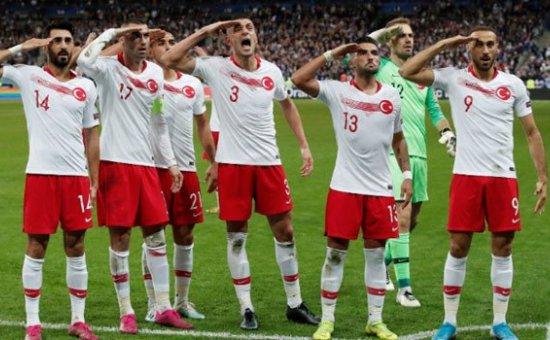 EURO 2020 yolunda büyük adım: Fransa - Türkiye: 1- 1