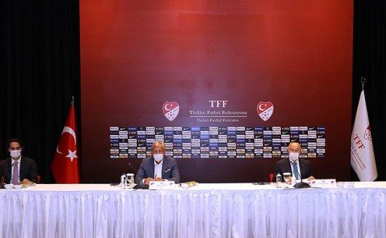 TFF'den 2. Lig, 3 Lig ve Bölgesel Amatör Lig kararı...