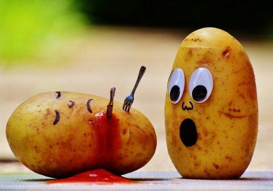 Картошка, фасоль иеще7продуктов, которые могут васубить...