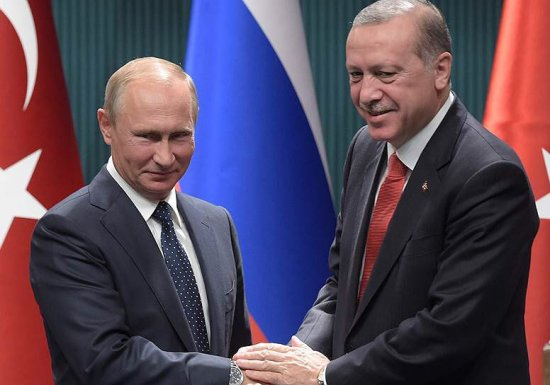 «Сложные чувства»: Путин обратился к Эрдогану...