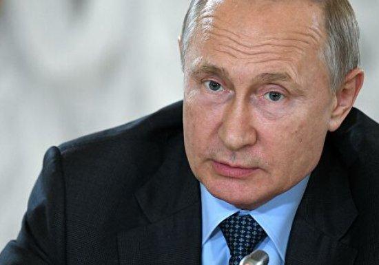 Путин оценил вероятность начала холодной войны...