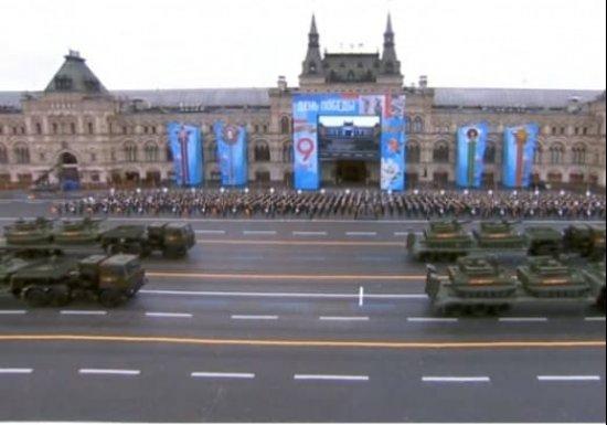 9 мая 2021 года в Москве прошел парад военной техники в честь 76-летия победы в Великой отечественной войне...