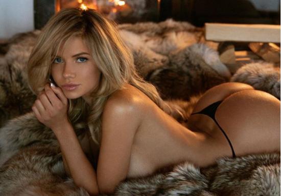 Ангельски красивая россиянка стала звездой вСети...