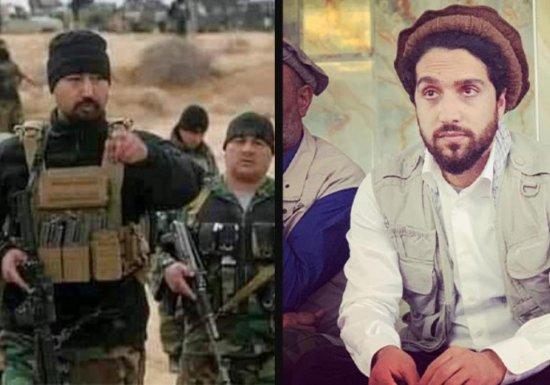 Лидер сопротивления ответил наультиматум талибов, напомнив обСССР... .